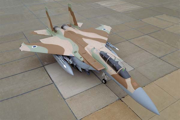 Israeli Air Force F-15I Fighter-Bomber
