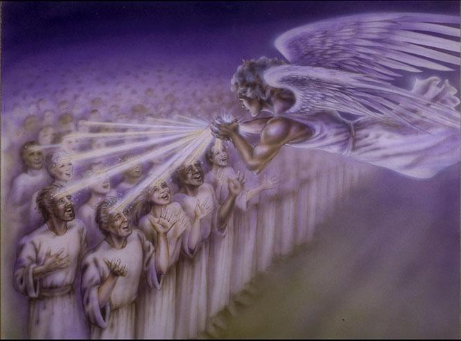 Divine Soul to Divine God