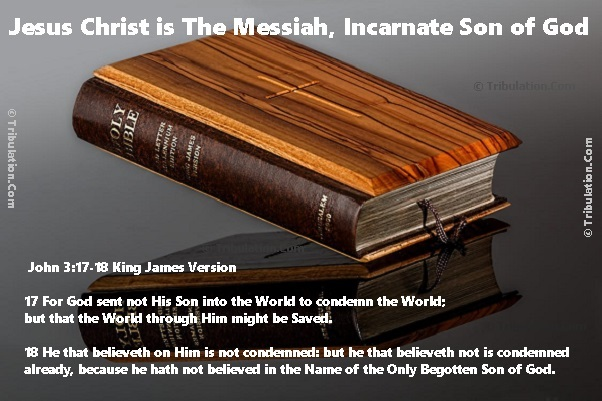 Jesus Christ of Nazareth is the Only Messiah sent by God Almighty and is King and Lord