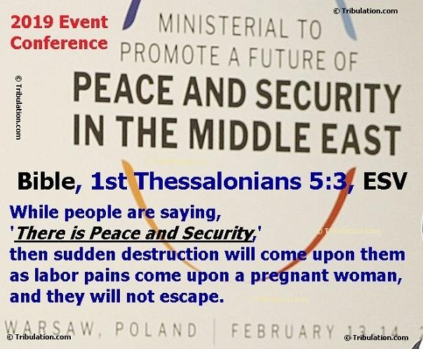 Tribulation dot Com / Great Tribulation dot Com - Bible Prophecy