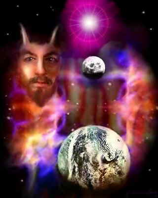 Satan, the god of the cosmos (2nd Corinthians 4:3-4)